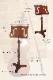 クラシカル木製譜面台 model RY