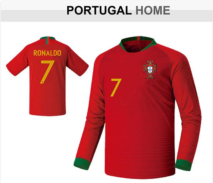 ポルトガル ホーム 18-19 上着 LX