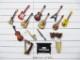 グレッチギター ミニチュア楽器 3Dマグネット