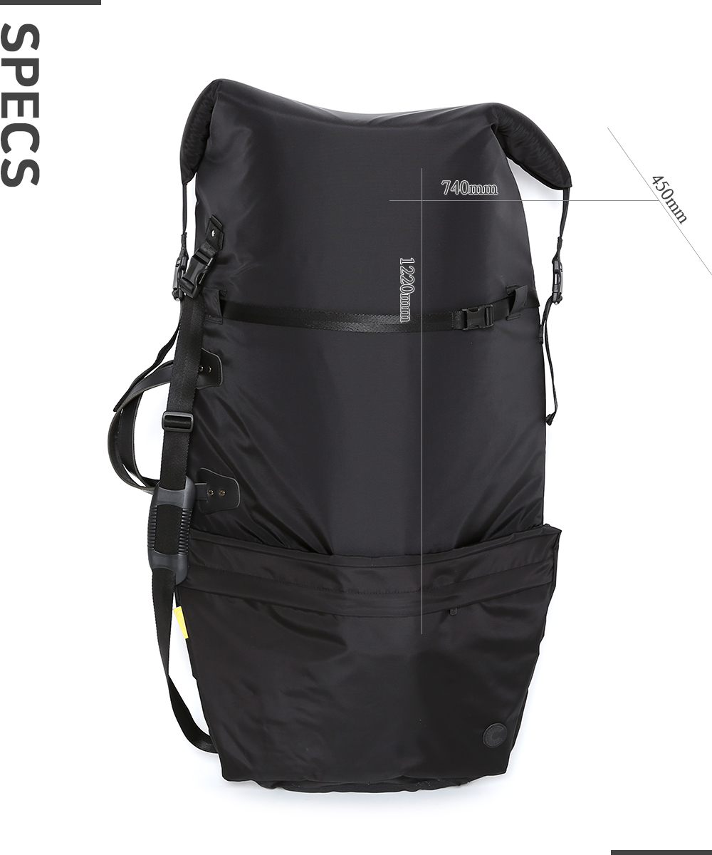CURTIS フリーサイズ チューババッグ