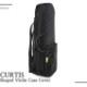 CURTIS バイオリンケース バッグ 防水加工 Oblong Violin Case Cover - Backpack