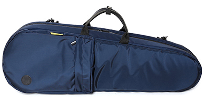 CURTIS バイオリンケース バッグ 防水加工 Oblong Violin Case Cover - Backpack FB