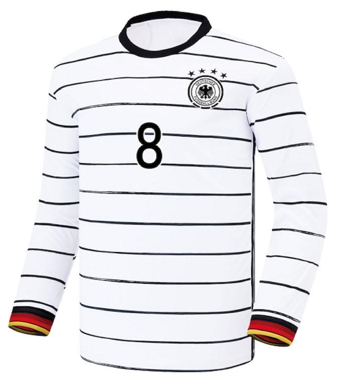 ドイツ ホーム 20-21 FS 上着
