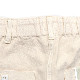 D.M.G  ストレッチベーカーパンツ 14-108T IVORY