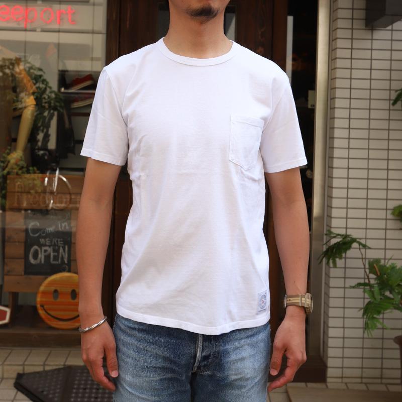 Felco Pocket Tee Crew Neck/フェルコ ポケットTシャツ クルーネック