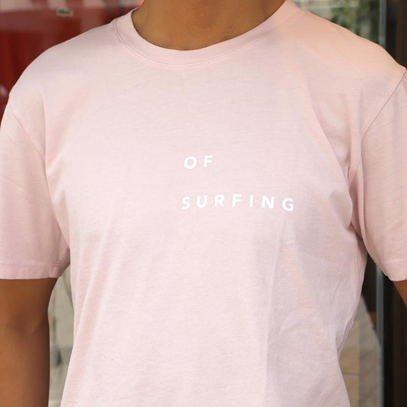 SALVAGE PUBLIC(サルベージ パブリック) 半袖 ロゴTシャツ