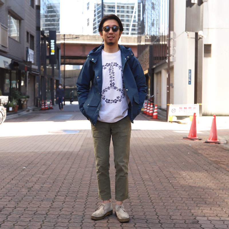 WORKERS/ワーカーズ Mountain Shirt Parka