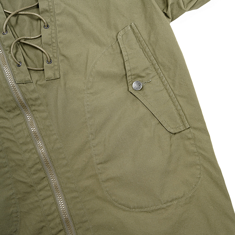 WORKERS ワーカーズ N-2 Parka Mod