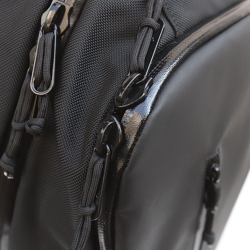 DEFY(デフィー) Bucktown Pack With Zipper Pocket Pocket