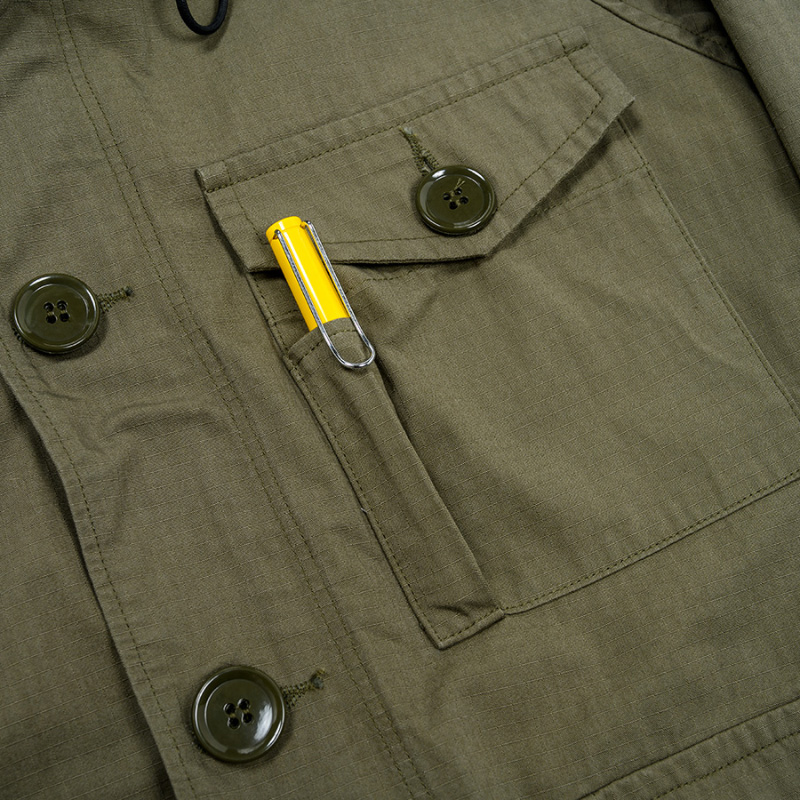 WORKERS/ワーカーズ RAF PARKA