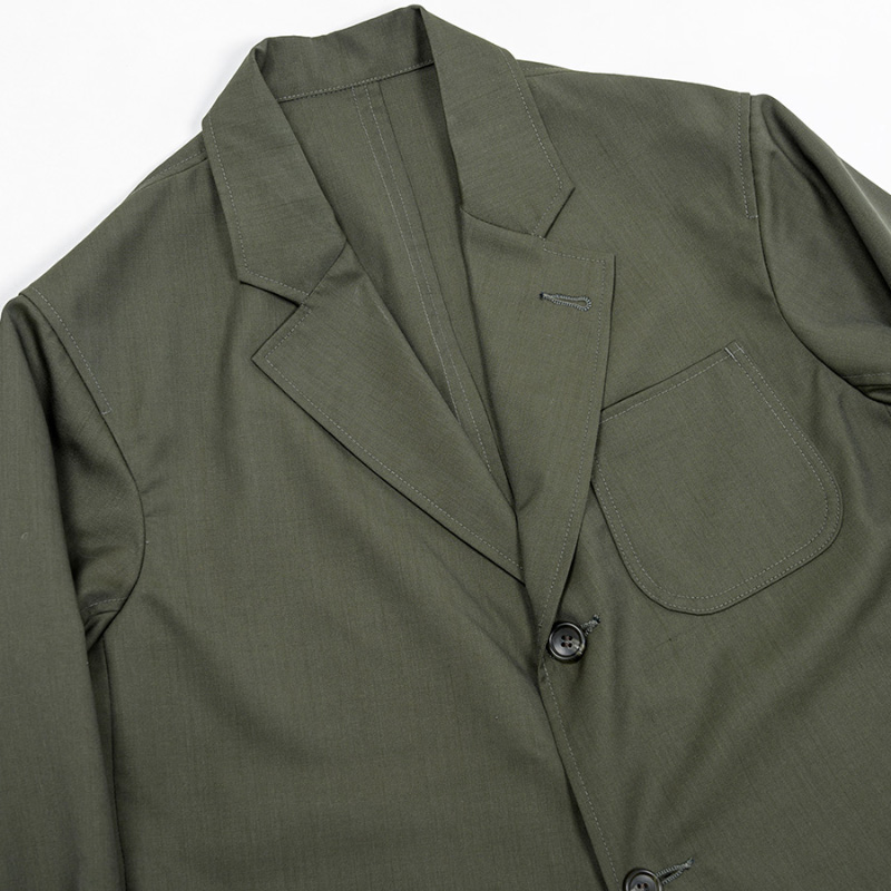 WORKERS/ワーカーズ Sport Coat Wool Mohair Tropical