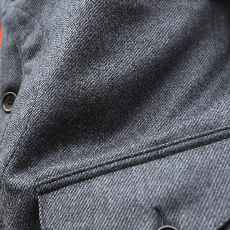 WORKERS/ワーカーズ Cruiser Vest Dominx Double Cloth