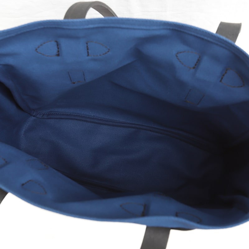 FILSON/フィルソン TOTEBAG WITHOUT ZIPPER BLUE (オープントート)