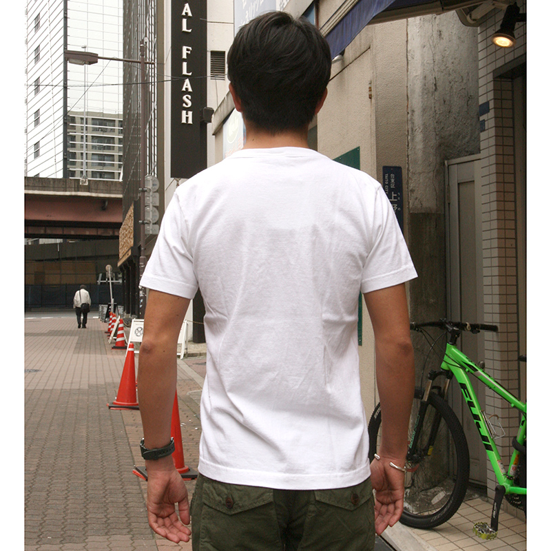 Champion(チャンピオン) ポケットTシャツ T1011(ティーテンイレブン) C5-K304