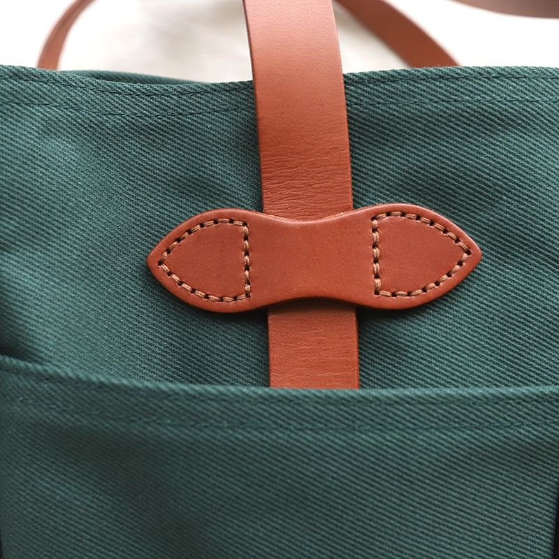 FILSON/フィルソン TOTEBAG WITHOUT ZIPPERGREEN (オープントート)