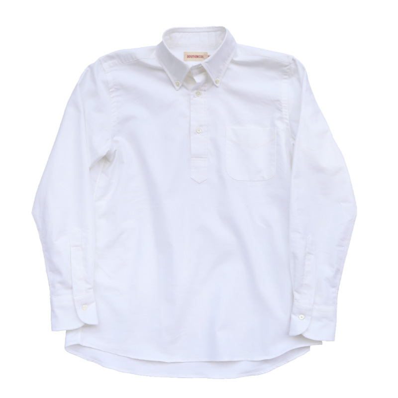SOUTIENCOL/スティアンコル RE-MAKE POLO OX リメイクポロ