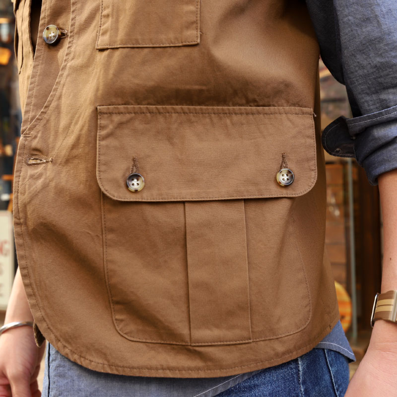 WORKERS/ワーカーズ W&G Vest