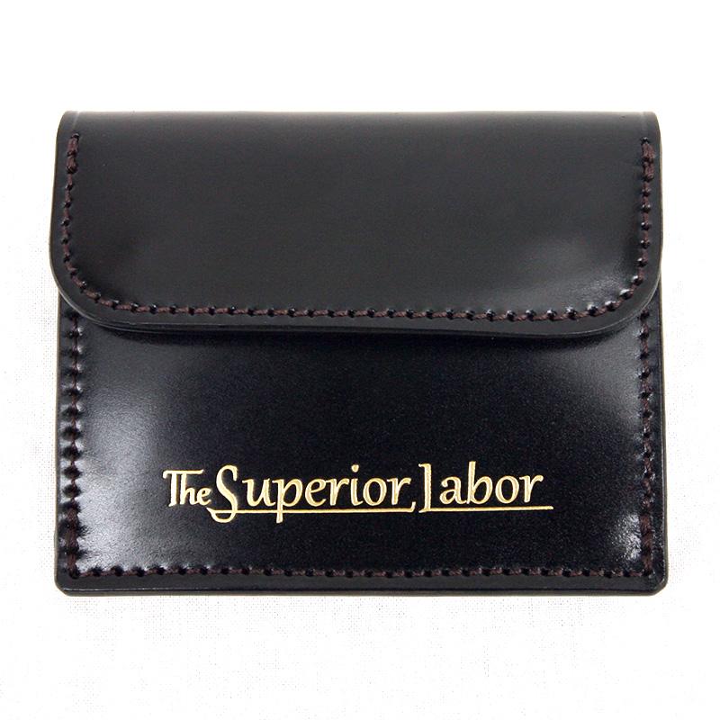THE SUPERIOR LABOR(シュペリオールレイバー) コードヴァン コインケース SL227