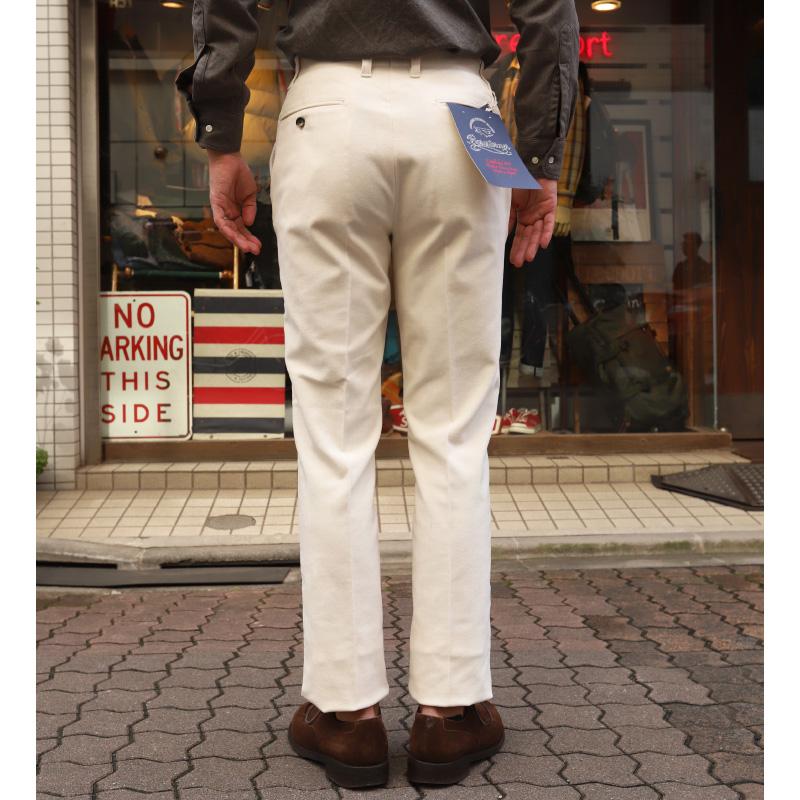 BARNSTORMER /バーンストーマー BIAS CORDUROY 綾コーデュロイトラウザー 1010P