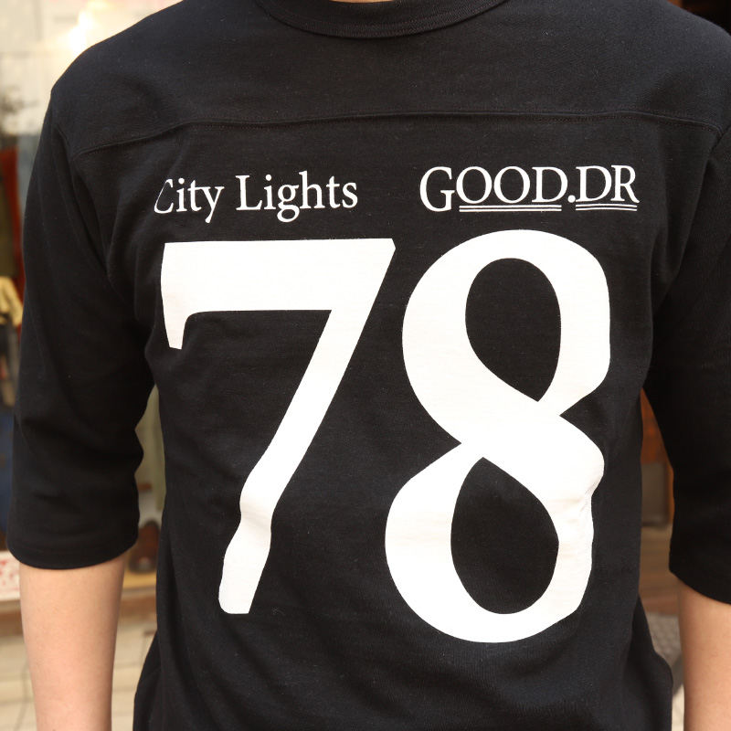WORKERS/ワーカーズ Football T CityLight