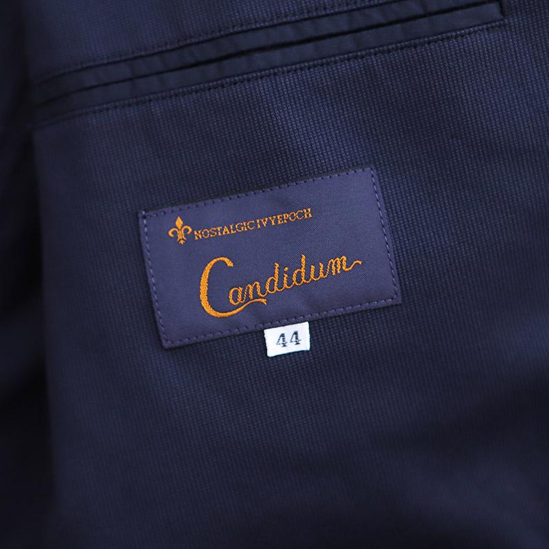 Candidum 3B段返りピケジャケット
