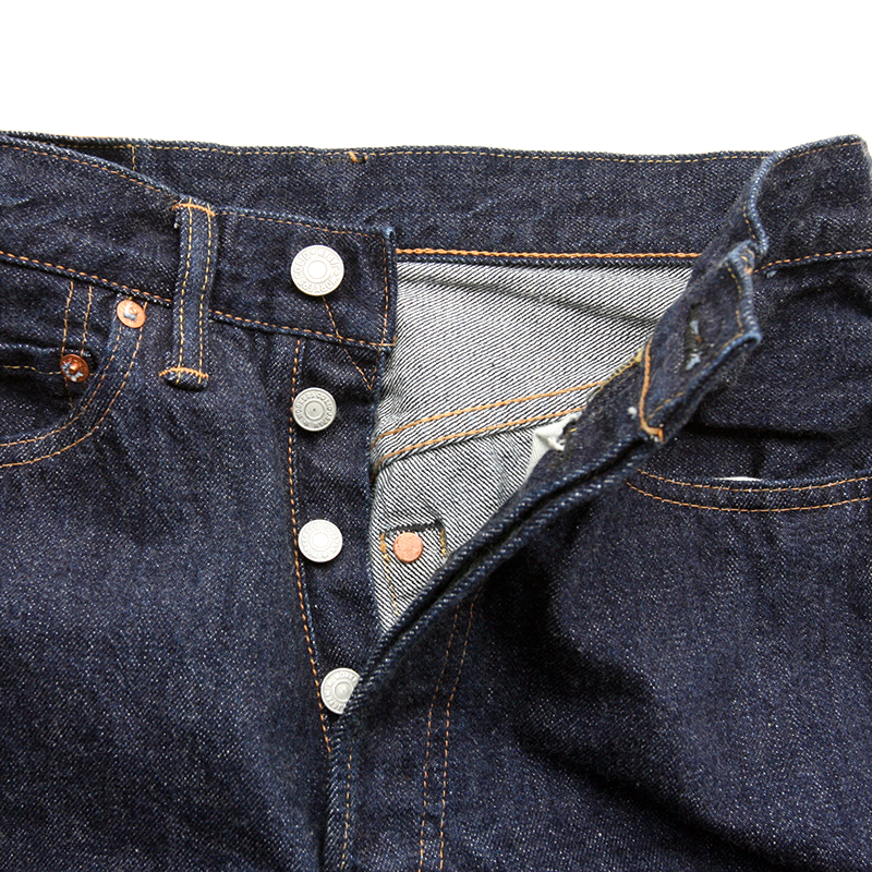 WORKERS/ワーカーズ  Lot 801 Straight Jeans ストーレート ジーンズ