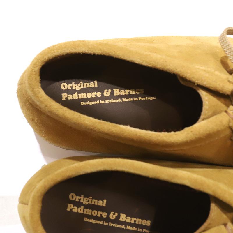 Padmore&Barnes /パドモアアンドバーンズ Original Mid P404