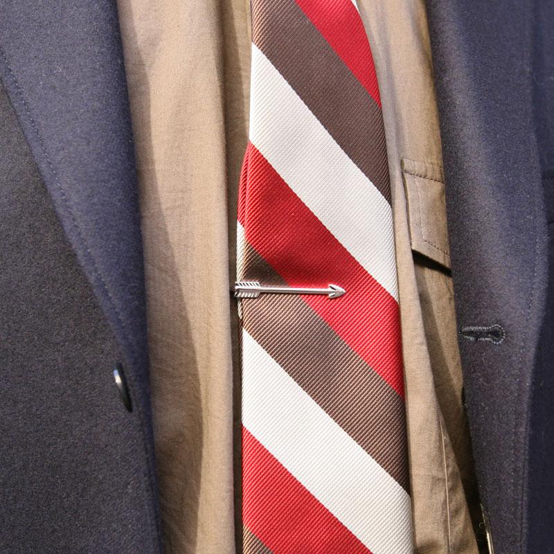 WORKERS(ワーカーズ) Tie Clip Arrow タイクリップ アロー