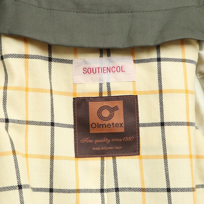 [21FW予約専用]SOUTIENCOL SLIP-ON OLIVE 782008/スティアンコル スリップオン
