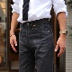 WORKERS /ワーカーズ Lot 802 Black Jeans OW