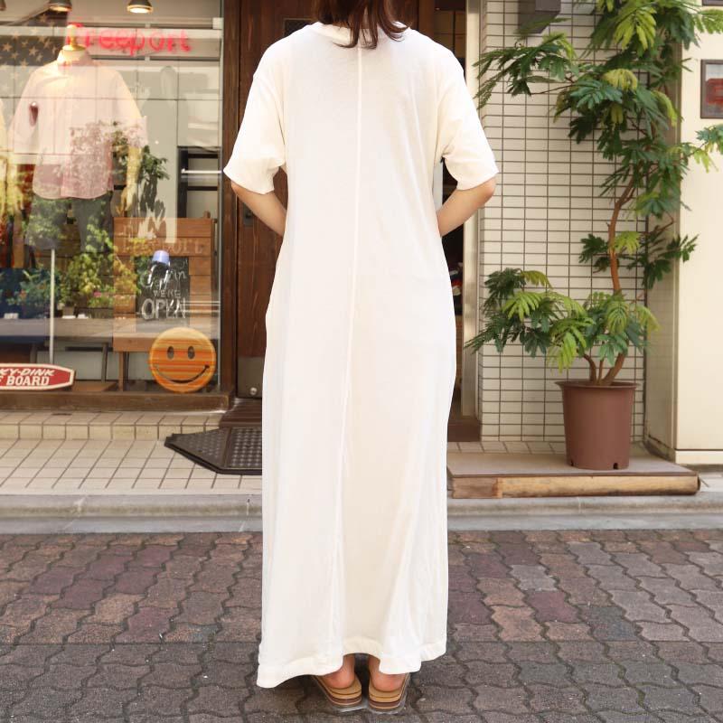 ALWEL T-SHIRTS DRESS   オルウェル Tシャツドレス SCSM-4