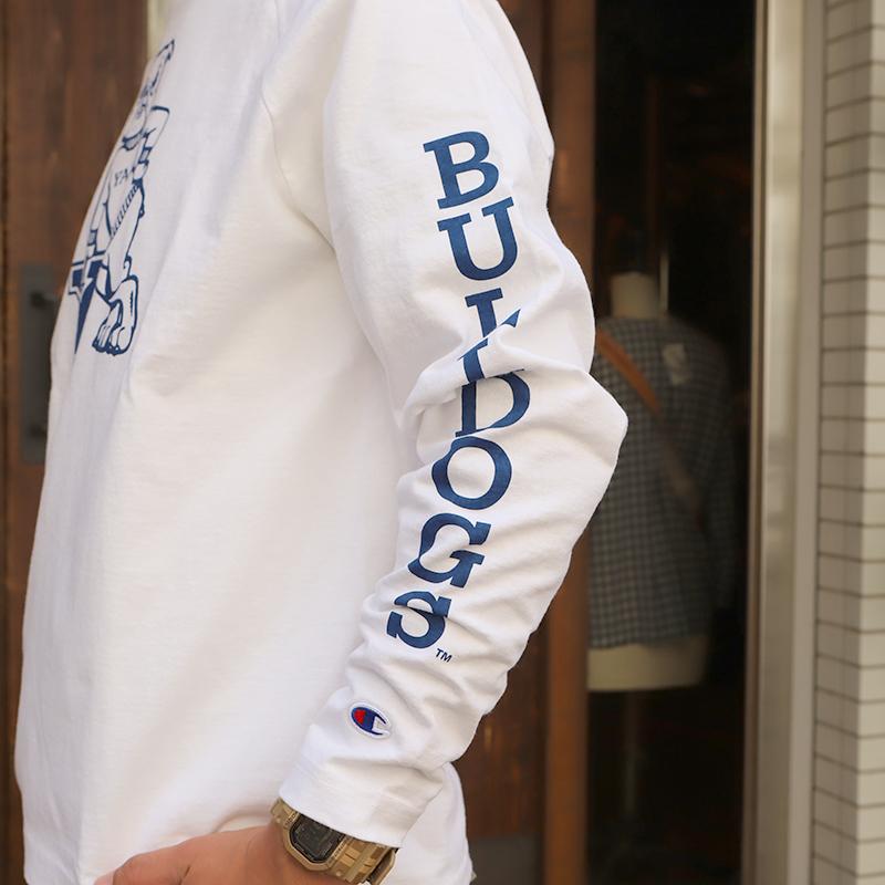 Champion/チャンピオン USA T1011 ラグランロングスリーブTシャツ