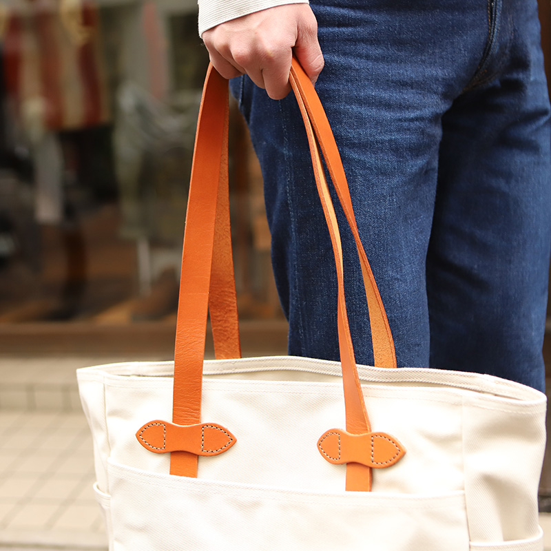 FILSON/フィルソン TOTE BAG without ZIPPER トートバッグ