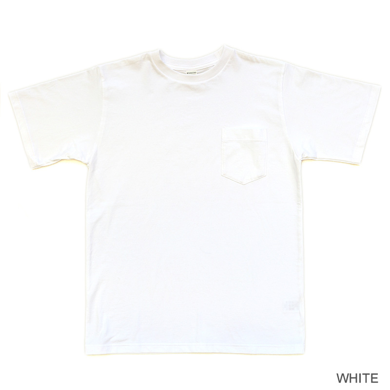 WORKERS/ワーカーズ 3PLY RegularFit Pocket Tee