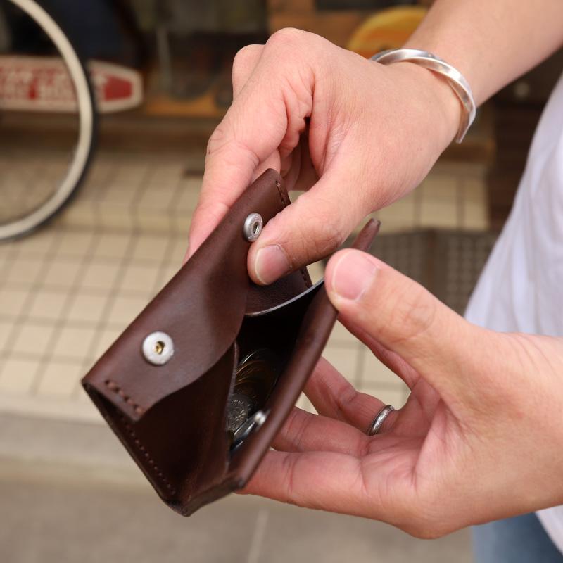 EZRA ARTHUR/エズラ・アーサー Freeport別注COIN PURSE