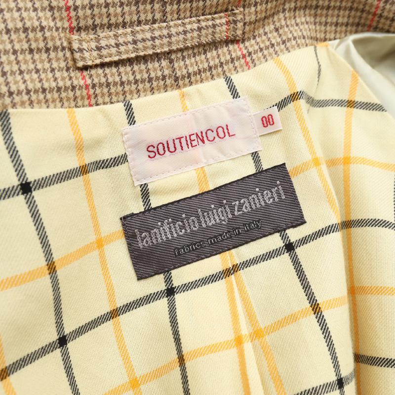 SOUTIENCOL LOUVRE /スティアンコル ルーブル ステンカラーコート