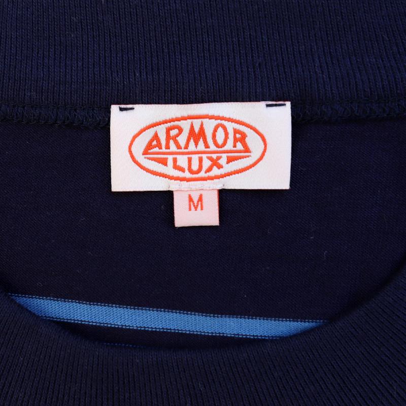 Armor Lux/アルモー リュックス Multi Border Tee