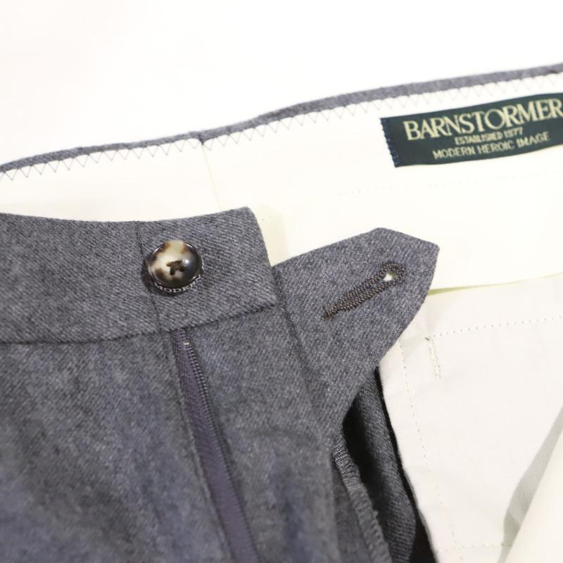 BARNSTORMER FINE FLANNEL SLACKS 1310P
