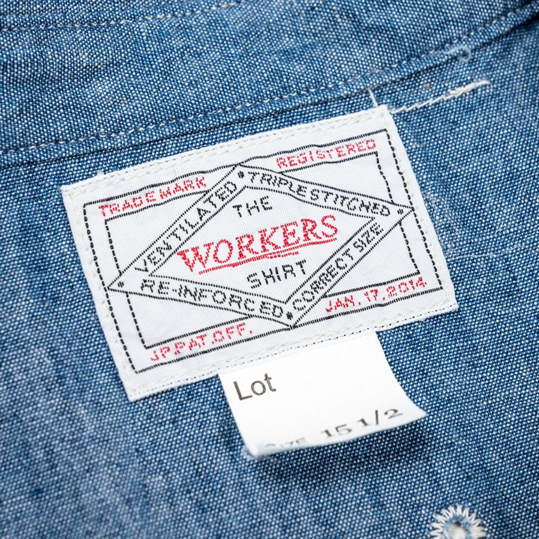 WORKERS MFG Shirt/ワーカーズ MFGワークシャツ