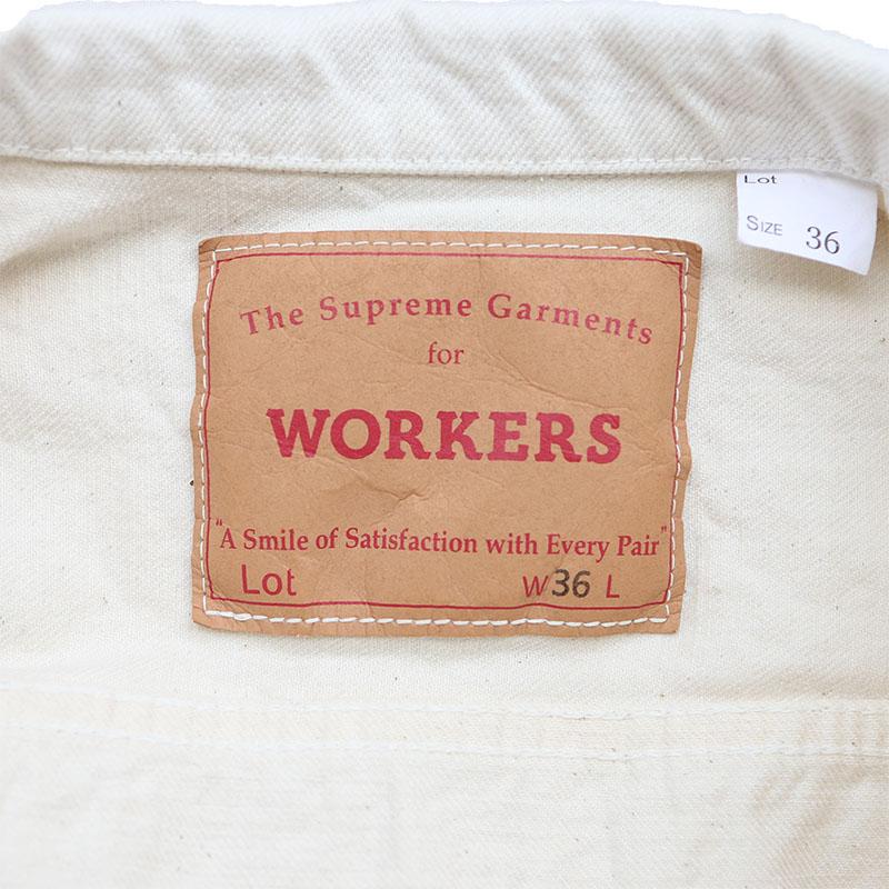 WORKERS(ワーカーズ) ジャケット 1st Type