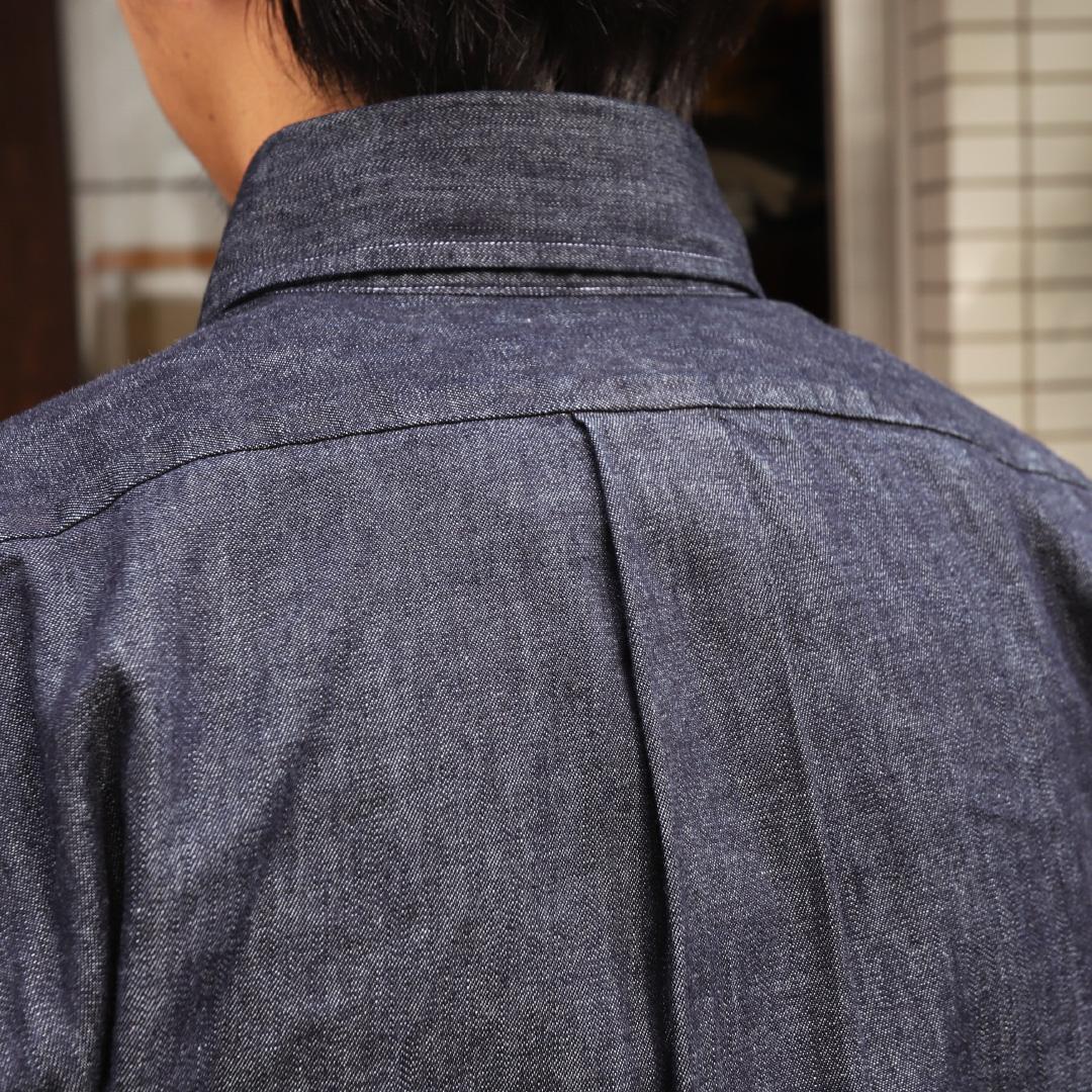 WORKERS Denim Modified BD OW/ワーカーズ デニムボタンダウンシャツ
