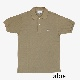LACOSTE(ラコステ) ポロシャツ 半袖 L1212 フレンチラコステ