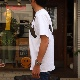 WORKERS/ワーカーズ  3PLY SHOE PRINT TEE REGULAR FIT レギュラーフィット
