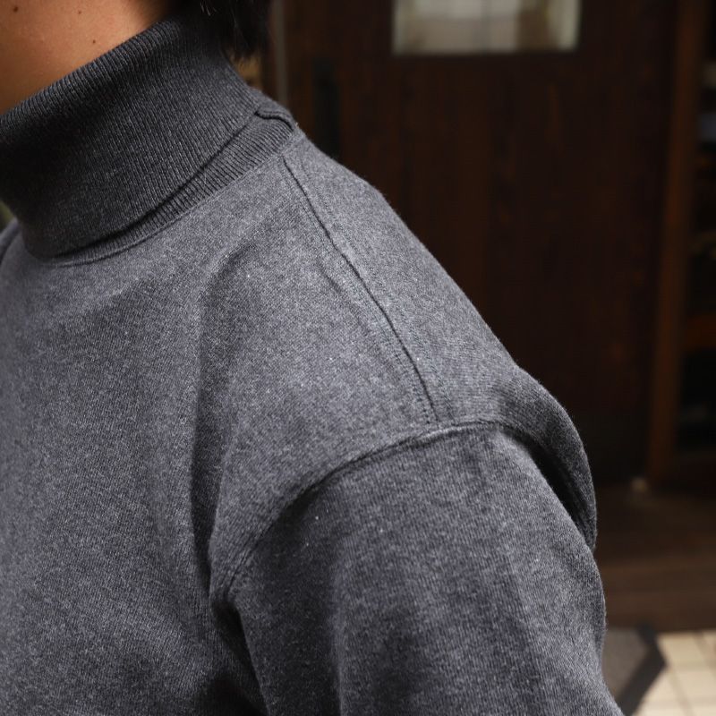 WORKERS FC Knit Turtle/ワーカーズ タートル