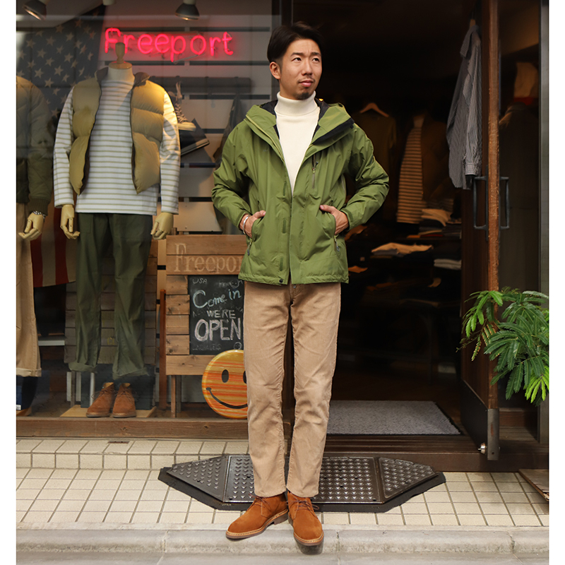 MAMMUT(マムート) マウンテンパーカー Ayako Pro Hooded Jacket