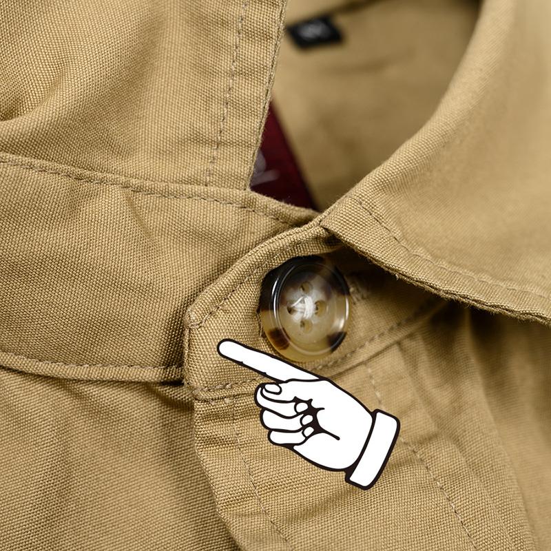 WORKERS W&G Shirt/ワーカーズ サファリシャツ