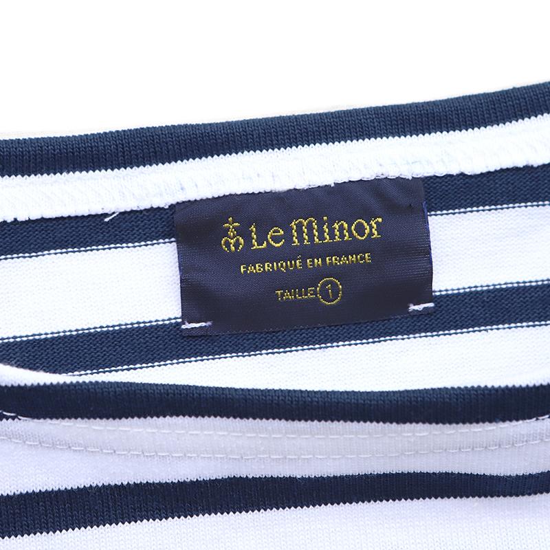Leminor(ルミノア) バスクシャツ カットソー(レディース)