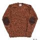 Jamieson's/ジャミソンズ  Twist Shetland  Crew Neck Sweater