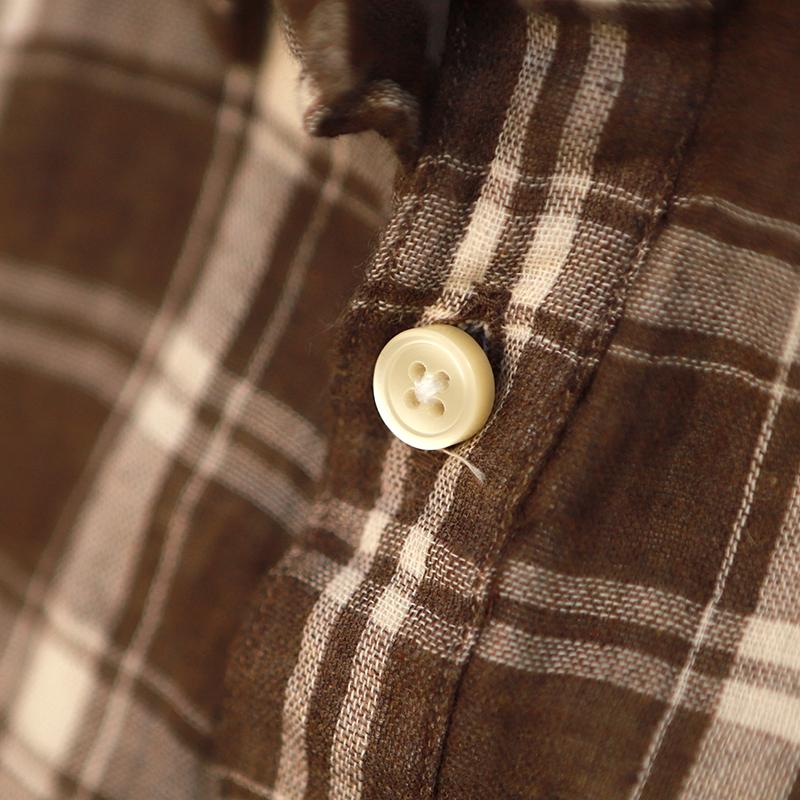 Spinner Bait(スピナーベイト) ガーゼプルオーバーシャツ 302TD