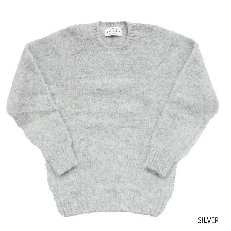 JAMES CHARLOTTE SHAGGYDOG/シャギードッグ セーター CREW SWETER